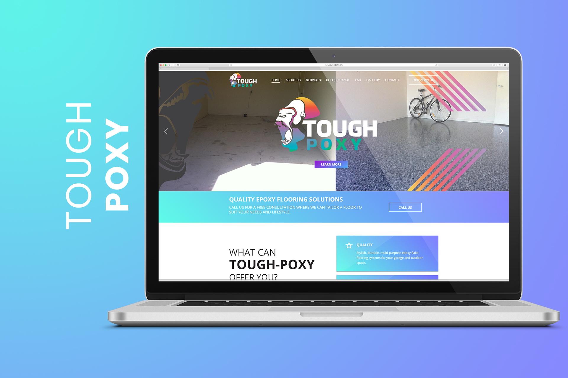 Tough Poxy